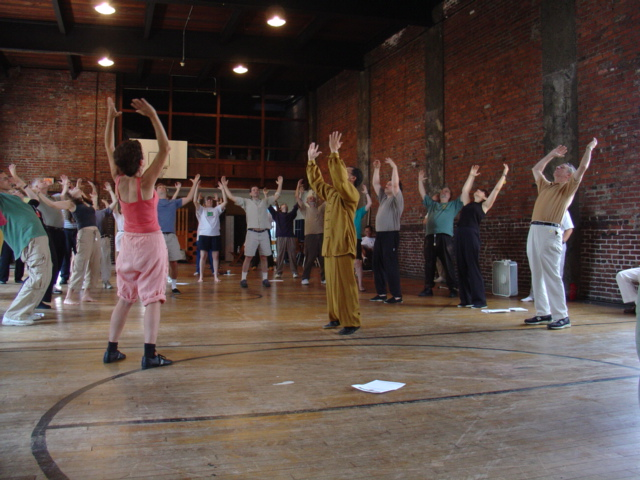 Six Healing Sound Qi Gong Workshop